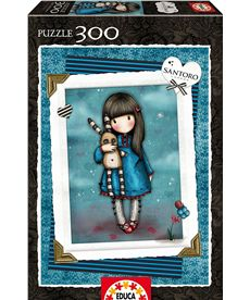 Puzzle 300 hush little bunny - 04016188(1)