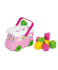 Baby minnie autobus formas y colores - 06614933(1)