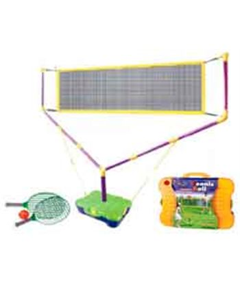 Set tennis con red en maletín (184x145) - 97201691