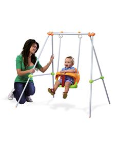 Columpio metal baby swing - 33710046