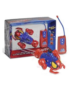 Submarino radiocontrol spiderman con emisora