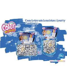 Color me mine bolso mini bandolera cenicienta - 30586736