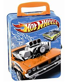 Maletin para coleccionar hot wheels - 21202883