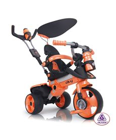 Triciclo city orange - 18500326