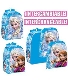 Daypack bols.intercambiables frozen - 75651398