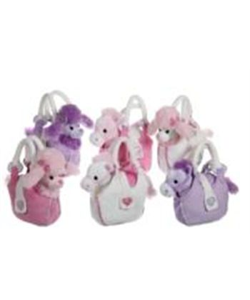 Girly bag, perito mascota en bolso 20 cm - 48154579