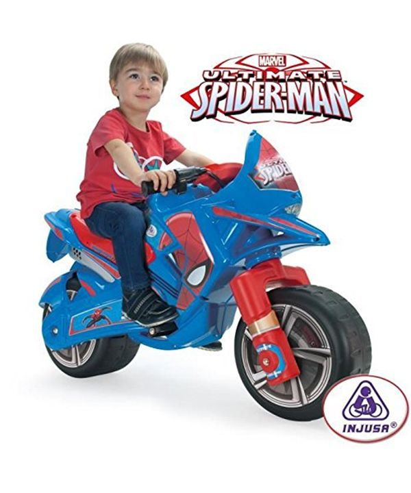 Moto claws the ultimate spiderman 6v - Spider man moto ...
