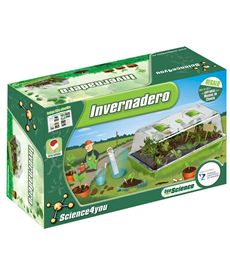 Ecological greenhouse - 49539382