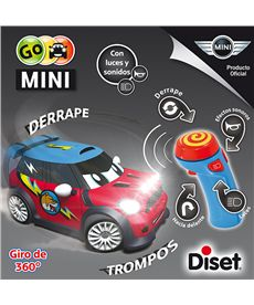 Go mini bash´n spin radio control - 09506140