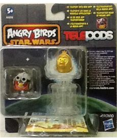 Star wards angry birds figuras - 25506058