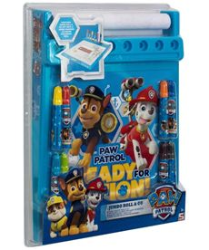 Paw patrol jumbo roll and go - 48300480