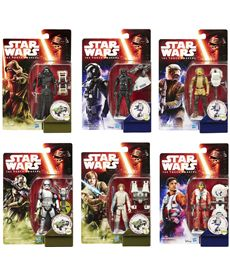 Star wars single fig.jungla spacio (precio unidad)