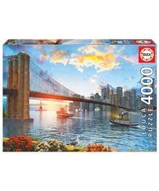 Puzzle 4000 puente de brooklyn - 04016782