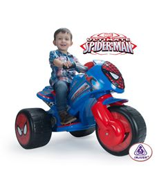 Trimoto waves the ultimate spiderman - 18572960