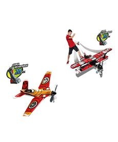Avion acrobatic sport o adventure