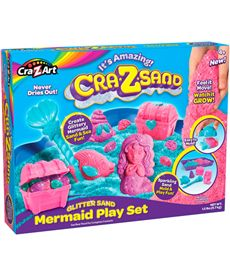 Crazsand marmaid playset - 23319551(1)