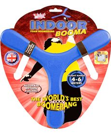 Wicked indoor booma boomerang - 09594001