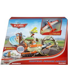 Aeropuerto helices junction aviones planes - 24500995