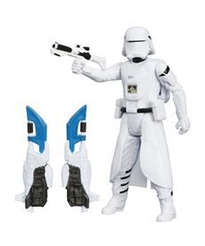 Star wars e7 figura first order snowtrooper - 25504168