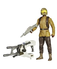 Star wars fig.jungla spacio - resistance trooper - 25503451