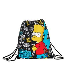Saco plano the simpsons gud-bad - 79105196