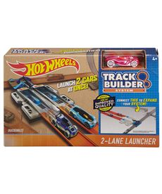 Doble lanzador hot wheels propulsores + coche - 24522331