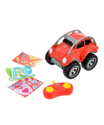 Coche vw roll over beetle radio control - 09506660