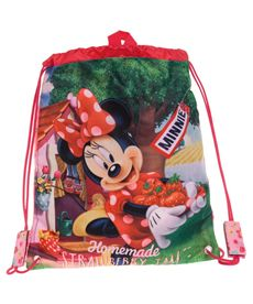 Bolsa de merienda strawberry jam minnie - 75823937