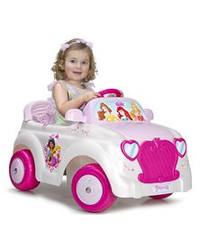 Coche disney princess car 6v - 13000327