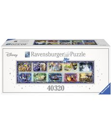 Puzzle 40.320 momentos memorables disney - 26917826
