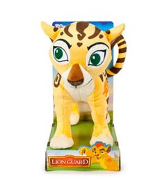 Lion guard 17 cm peluche fuli - 13044670(1)