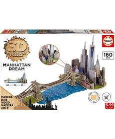 3d monument puente de brooklyn - 04017000