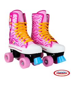 Patines bota funbee (34-35) colores soy luna - 50522796