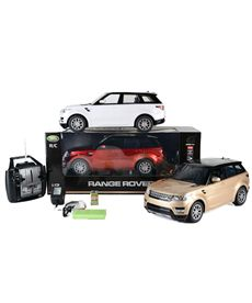 Land rover rc 1:12 con luces pack batería y pilas - 87842357