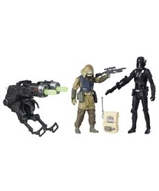 Star wars ro deluxe figura rebel comand pao - 25507259