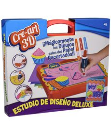C-re-art 3d set deluxe - 03552260