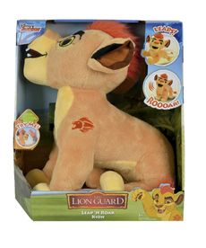 Lion guard peluche interactivo - 33312034