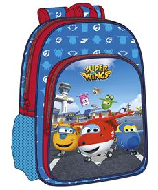 Mochila adap.38cm.superwings airport 75801247 - 75801247