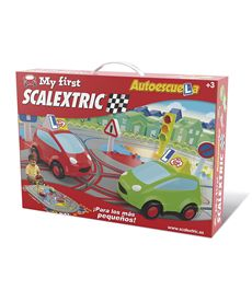 My first scalextric autoescuela - 06190118