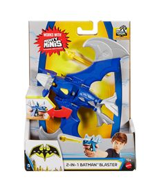 Batman mechs vs mutants 2-in-1 batman blaster - 25525675