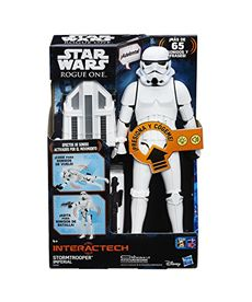 Star wars ro hero series inteactive fig. - 25530258