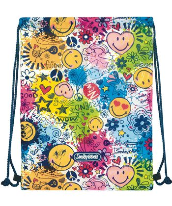 Saco grande smiley spring - 33656511