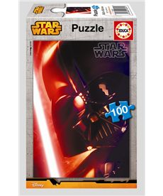 Puzzle 100 star wars - 04016361