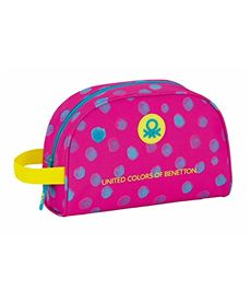 Neceser adapt.carro benetton dots paint - 79150332