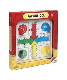 Parchis/oca + acc.madera - 19300097