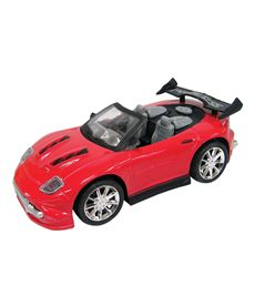 Coche road racer descapotable 23 cm - 89815071