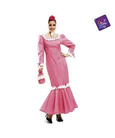 Madrileña rosa mujer ml mujer ref.202324 - 55222324