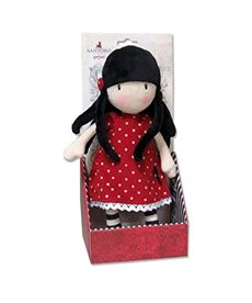 Muñeca de trapo 30 cm new heights gorjuss - 50905321