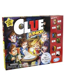 Cluedo junior - 25538609