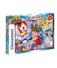 Puzzle 104 yo kai watch - 06627995